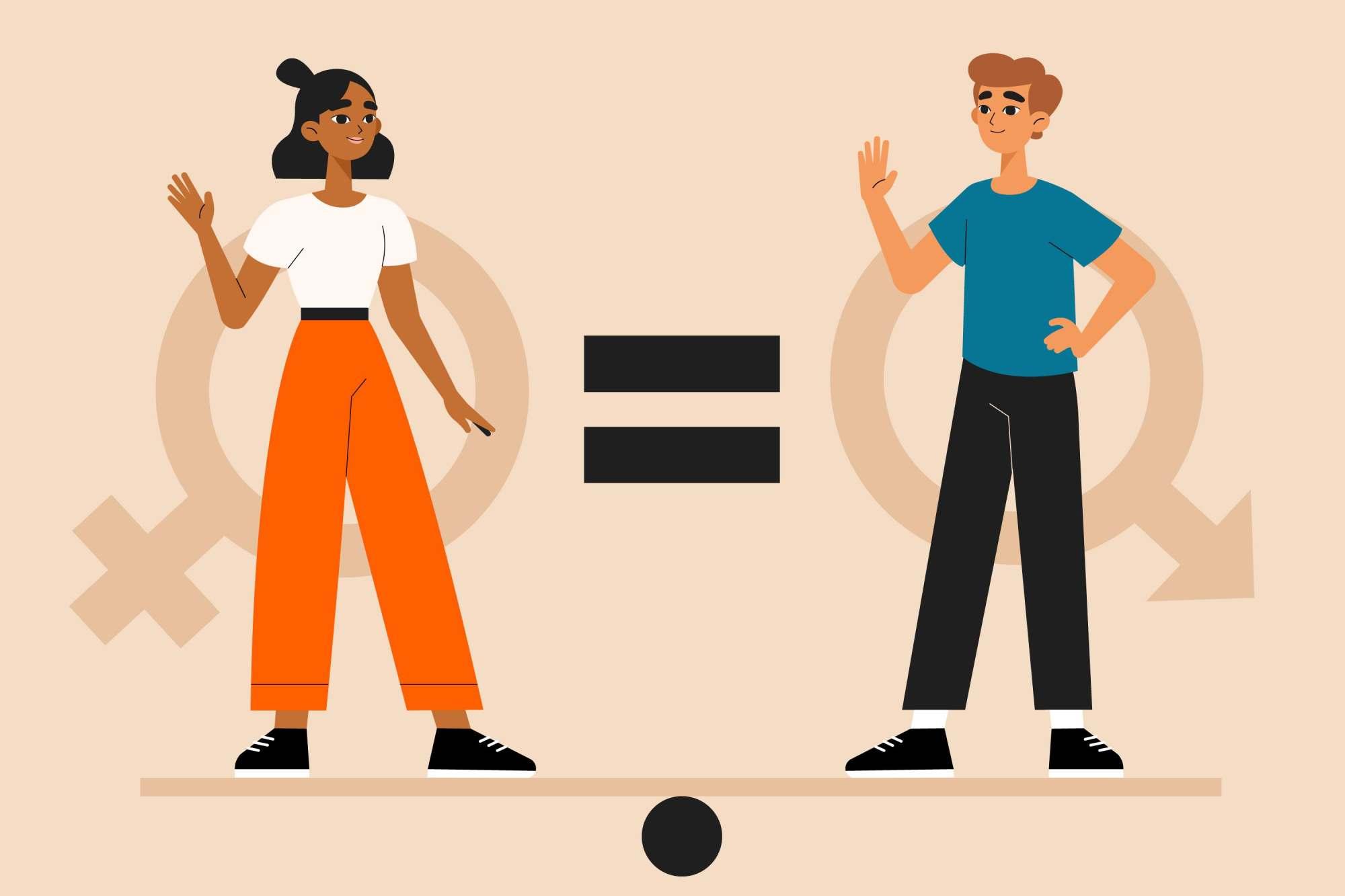 L'index d'égalité professionnelle femmes-hommes aux PEP ADS